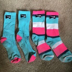 girl's nike socks